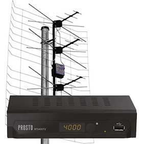DVB-T2 zemaljski risiveri
