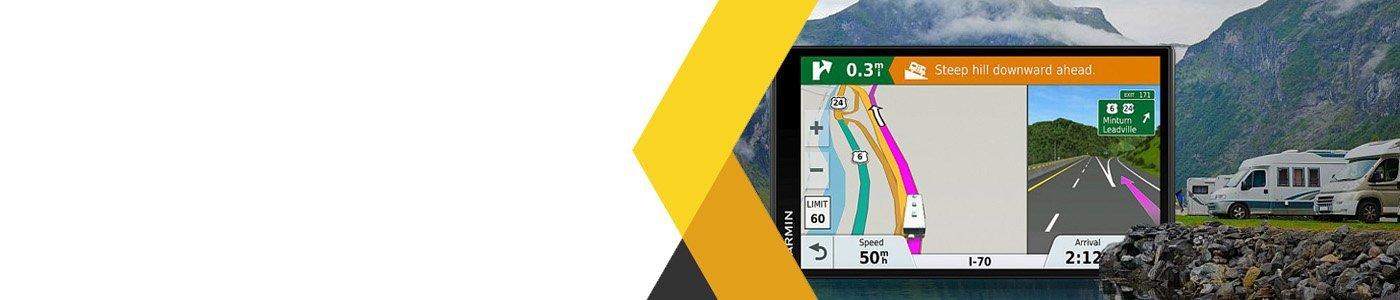 GPS navigacije za kamp prikolice