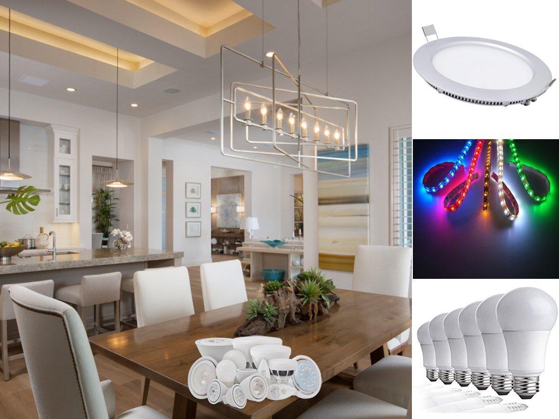 Osvetlite dom LED rasvetom