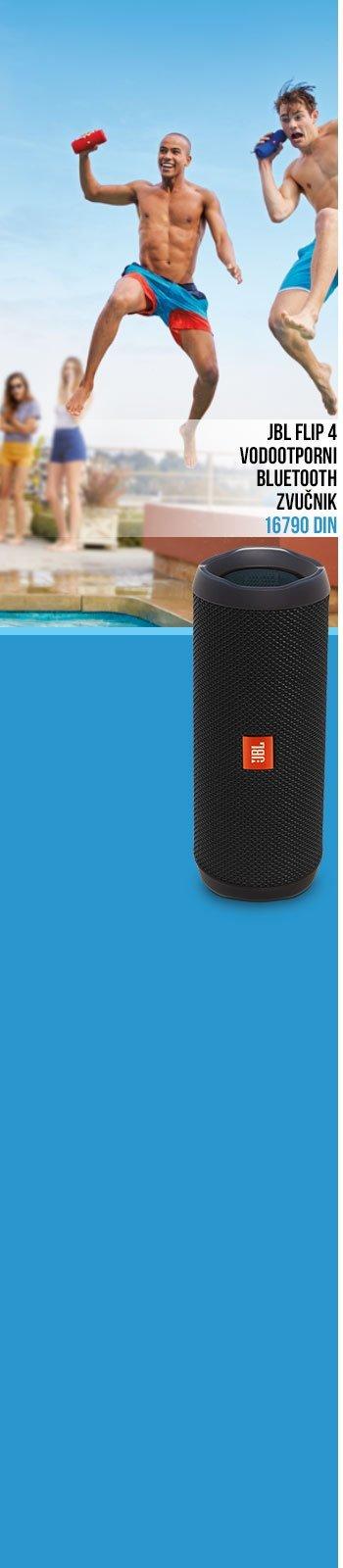 JBL Flip 4 Bluetooth zvučnik