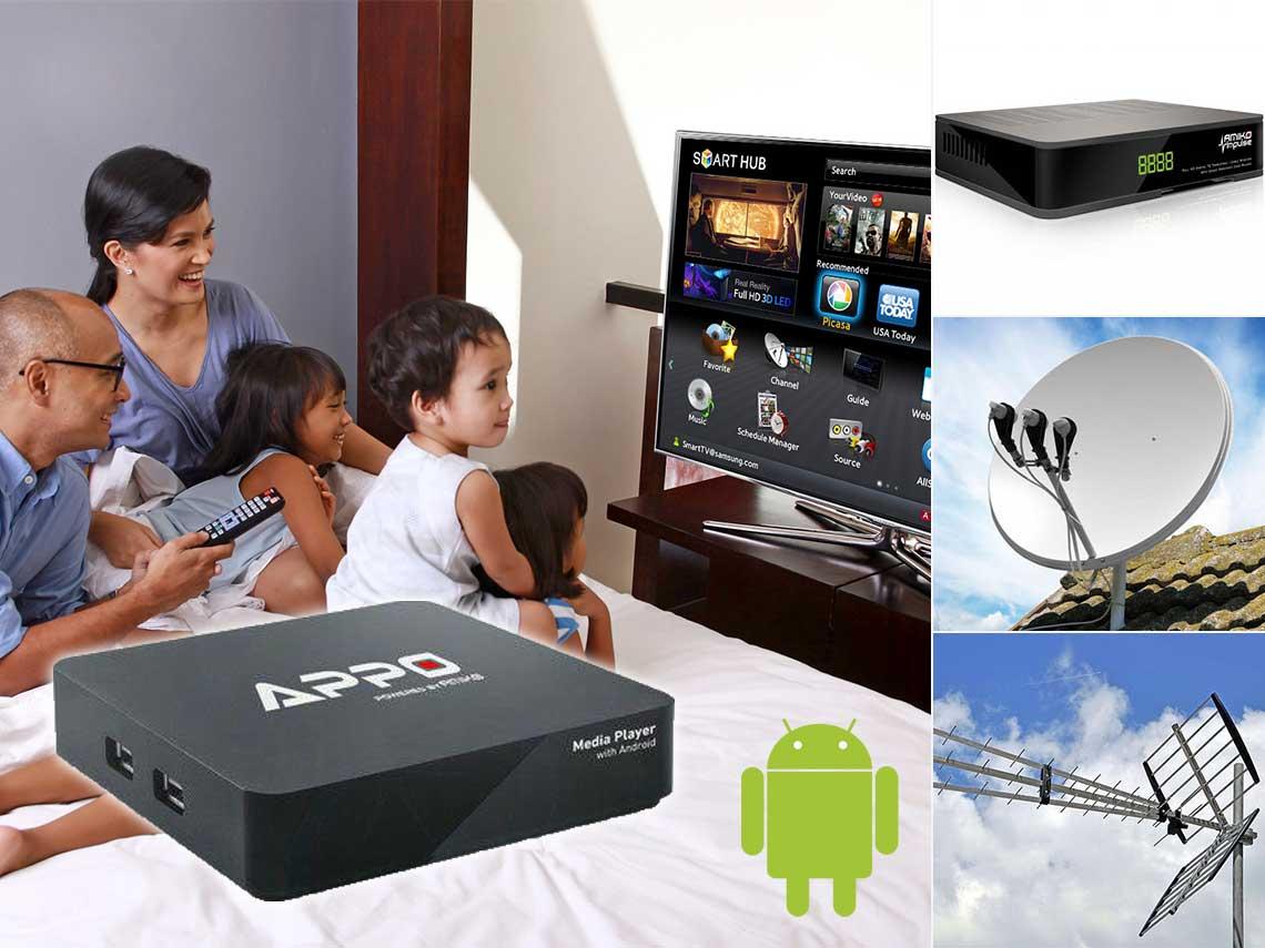 Digitalna televizija i oprema