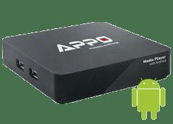 Amiko Appo Android risiver