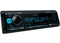 Kenwood auto radio