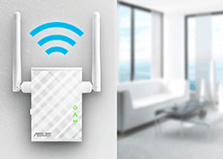 Asus Wi-Fi repeater
