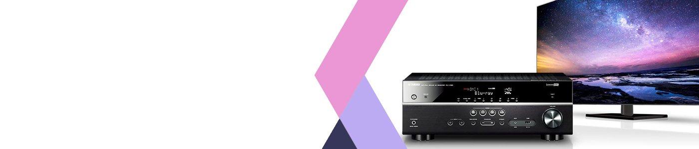 Audio video risiveri