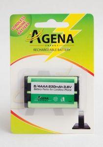 Agena P104 3.6V 830mAh Ni-MH punjiva baterija