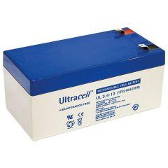 Ultracell akumulator 12V 3.4Ah