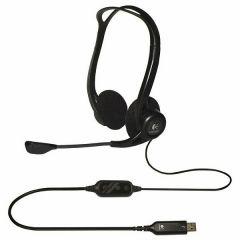 USB Logitech PC 960 slušalice sa mikrofonom