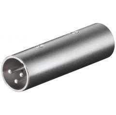 Adapter XLRm - XLRm XLR-3M3M