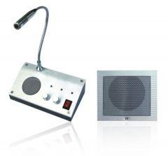 Interfonski komplet za šaltere Bank-9908