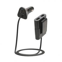 Auto punjač USB 5V 2.4A SA060