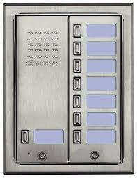 Pozivni panel za audio interfon AV1183/008 Bitron
