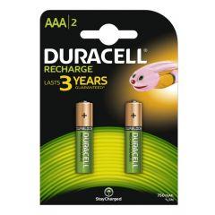 Baterija HR03 AAA 750mAh Duracell