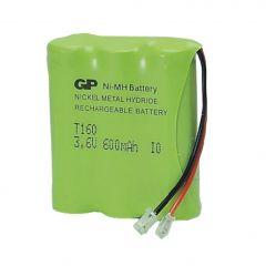 Baterija 3AA 3.6V 600mAh GP