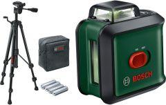 Bosch UniversalLevel 360 laser za ukrštene linije set sa stativom