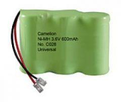 Baterija 2/3 3AA 3.6V 600mAh Camelion