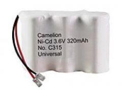 Baterija 2/3 3AA 3.6V 320mAh Camelion