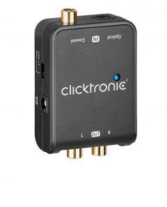 Digitalno analogni audio konverter Clicktronic