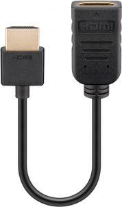 HDMI adapter M-F Flex