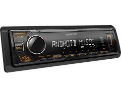 Kenwood KMM-105 auto radio