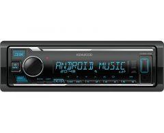 Kenwood KMM-125 auto radio