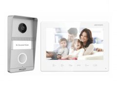 Komplet video interfona DS-KIS101-P(Surface) HikVision