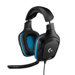 Logitech G432 Leatherette gaming slušalice
