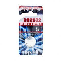 Baterija Maxell CR2032