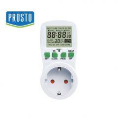 Digitalni vremenski prekidač 3680W TM03