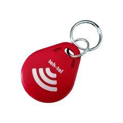RFID privezak za kontrolu pristupa 125KHz (crveni)