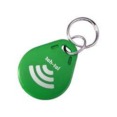 RFID privezak za kontrolu pristupa 125KHz (zeleni)