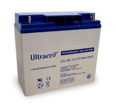 Ultracell Akumulator 12V 18Ah