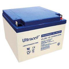Ultracell akumulator 12V 26Ah
