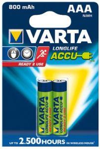 Baterija HR03 AAA 800mAh Varta