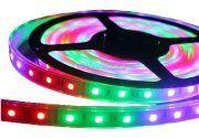 LEDtraka 30xLED/m, RGB, 0.6A/12V, 10mm LTR5050/30RGB-12EP