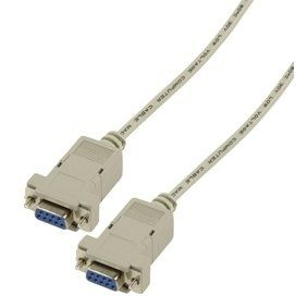 Kabl D-SUB9 f - D-SUB9 f 1.8m Cable-138 (RS-232)