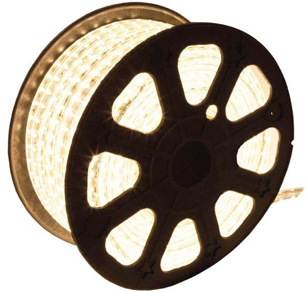 LEDtraka 60xLED/m, bela-6000K,300lm, 4.8W/230V,8mm LTR3528/60W-220EP
