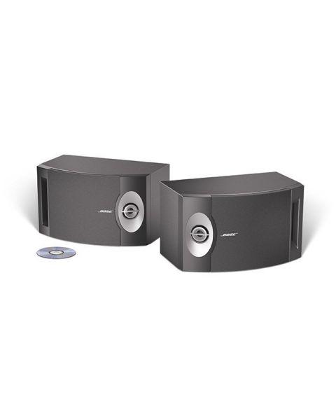 Bose 201 zvučnici za police (crni)