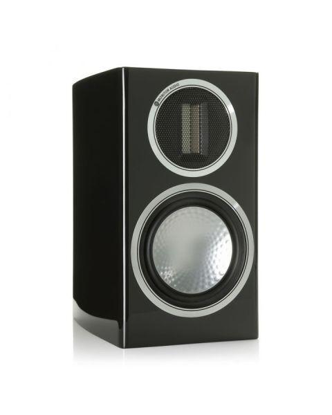 Monitor Audio Gold 50 zvučnici za police (crni)