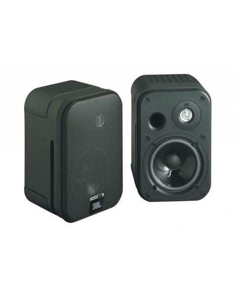 JBL CONTROL ONE zvučnici za policu (crni)