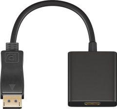 Adapter DisplayPort m - HDMI f