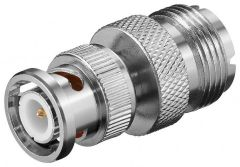 Adapter BNC m - UHF f 11351