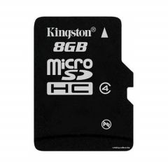 MicroSD 8GB Kingston SDC4/8GBSP