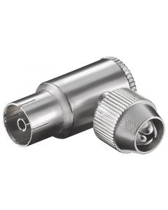 Konektor RF f pod uglom