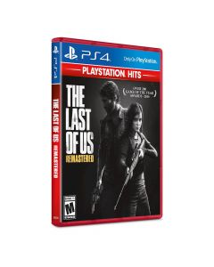 PS4 The Last of Us Playstation Hits