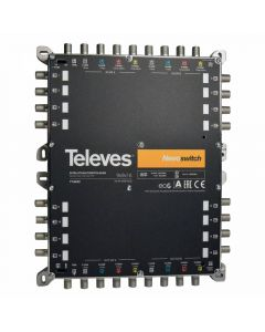 Televes Nevo multiswitch 714243 9x16 quad