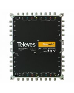 Televes Nevo multiswitch 714603 9x16 quattro