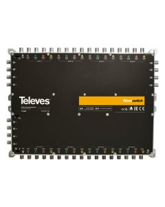 Televes Nevo 714802 multiswitch 17x12