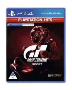 PS4 Gran Turismo Playstation Hits