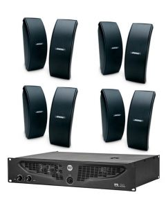 Komplet ozvučenja 8x Bose 151 zvučnika + RCF IPS 700 pojačalo